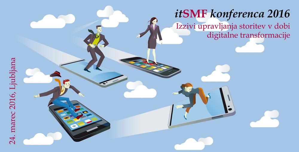 itSMF konferenca 2016